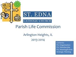 St Edna Parish Life Commission