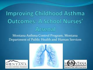 Improving Childhood Asthma Outcomes: A School Nurses' Arsenal