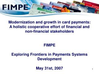Mexico's Retail Electronic Payment Systems in 2003