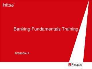 Banking Fundamentals Training