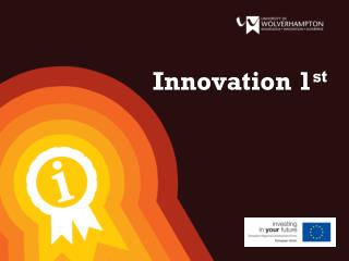 Innovation 1 st