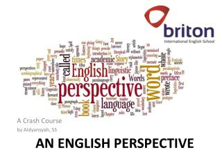 An English perspective