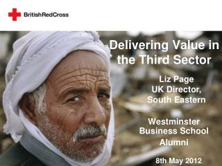 Delivering Value in the Third Sector
