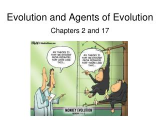 Evolution and Agents of Evolution