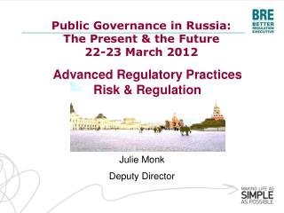 Advanced Regulatory Practices Risk & Regulation