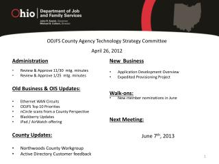 Administration Review & Approve 11/30  mtg. minutes Review  & Approve  1/25   mtg. minutes