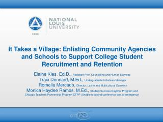 Elaine Kies, Ed.D.,  Assistant Prof. Counseling and Human Services