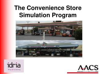 The Convenience Store Simulation Program