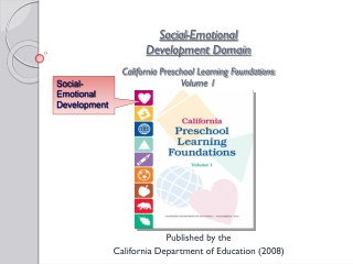 Social  Emotional Development  in Young Children