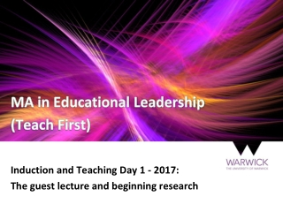 Teachers Leading from Within: What Does It Take