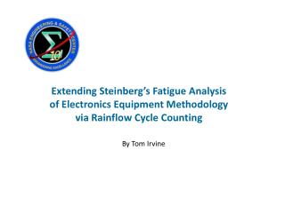 Extending Steinberg's Fatigue Analysis  of  Electronics Equipment Methodology