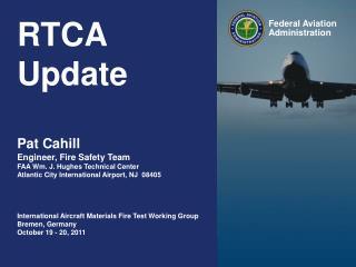RTCA Update