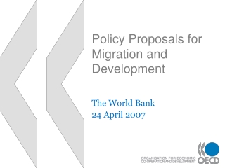 Are Trade and Development Substitutes for Migration