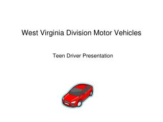 West Virginia Division Motor Vehicles