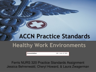 ACCN Practice Standards