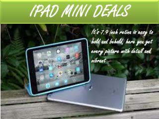 Get Obsessed Of Your Favorite Deals Of Apple iPad!
