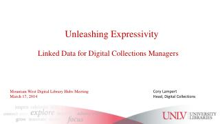 Unleashing Expressivity