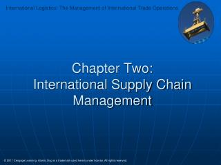 Chapter Two: International Supply Chain Management