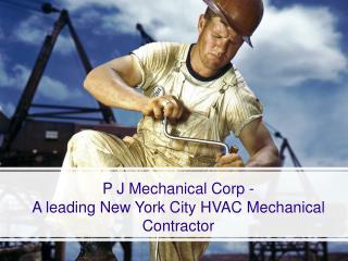 P J Mechanical