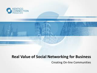 Real Value of Social Networking for Business