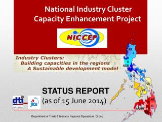 National Industry Cluster Capacity Enhancement Project