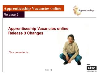 Apprenticeship Vacancies online