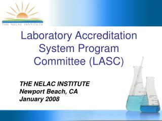 Laboratory Accreditation System Program Committee (LASC)