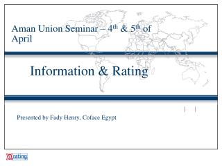 Information & Rating