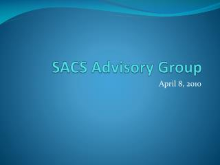 SACS Advisory Group