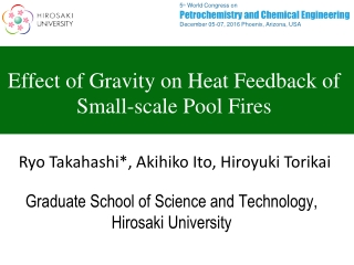 Effect of Gravity on Heat Feedback of Small-scale Pool Fires