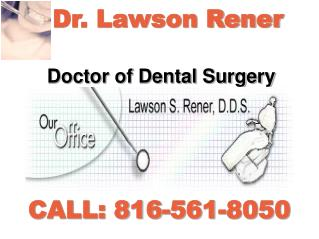 Dr.Lawson Rener
