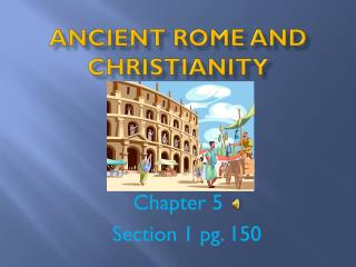 Ancient Rome and Christianity