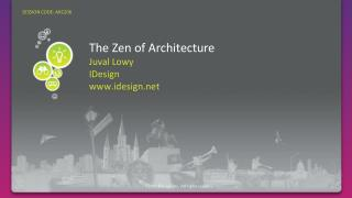 Juval  Lowy IDesign idesign