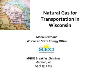 Natural Gas for Transportation in Wisconsin