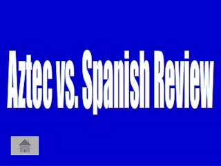 Ppt how did the culture of the aztec reflect their worldview aztec vs spanish review sciox Image collections