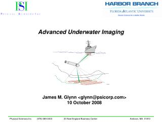 Advanced Underwater Imaging