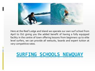 Discount Holidays Newquay