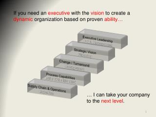 Strategic Vision Planning