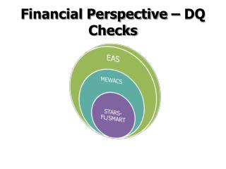 Financial Perspective – DQ Checks