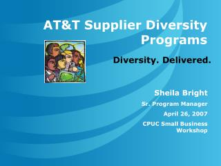 AT&T Supplier Diversity Programs