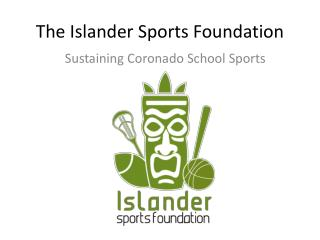 The Islander Sports Foundation