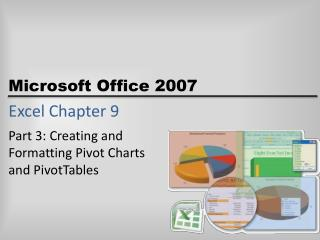 Excel  Chapter 9