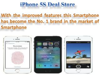 iPhone 5S Deals- Faster Way To Get This Outstanding Deal!