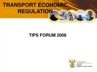 TRANSPORT ECONOMIC REGULATION