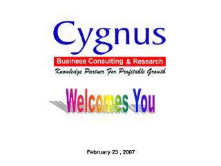 February 23 , 2007