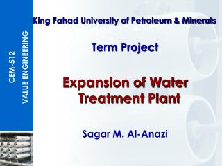King Fahad University of Petroleum & Minerals