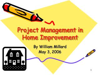 Project Management in Home Improvement