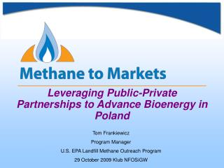 Leveraging Public-Private Partnerships to Advance Bioenergy in Poland