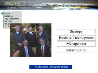 The INSIGHT Consulting Group