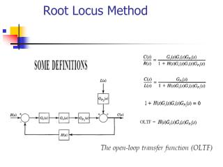 Root Locus Method